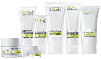 NIA24 skincare product